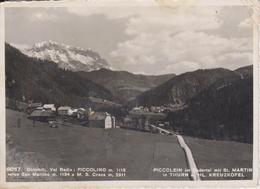 Alta Val Badia - Piccolino E M.S. Croce - Italie