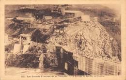 12 - Les Grands Travaux De La Truyère - Le Barrage De Sarrans, Vu D'amont - France