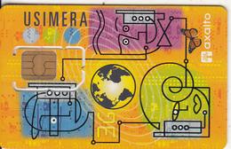 FRANCE - Axalto GSM Demo Card, Mint - France