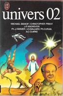 J'ai Lu 614 - Univers 02, Septembre 1975 (TBE+) - J'ai Lu