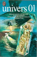 J'ai Lu 598 - Univers 01, Juin 1975 (comme Neuf) - J'ai Lu