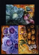 Liechtenstein 1986 Vegetables Maximumcards - Vegetables