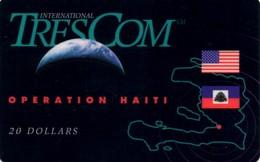 *HAITI* - Scheda NUOVA (MINT) - Haïti