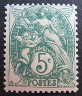 FD/2045 - 1900 - TYPE BLANC N°111 NEUF** - France