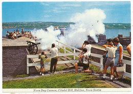 Noon Day Cannon, Citadel Hill, Halifax, Nova Scotia - Halifax