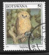 Botswana, Scott # 620 Used Owl, 1997 - Botswana (1966-...)