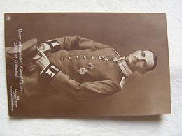 Ww1 Weltkrieg Flieger Pilote Avion Aviation Soldat Allemand Carte Photo Kampf Flieger Leutnant Hohndorf 10 - Guerre 1914-18