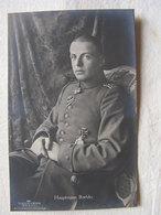 Ww1 Weltkrieg Kampf Flieger Pilote Avion Aviation Soldat Allemand Carte Photo Hauptmann Boelcke 15 - Guerre 1914-18
