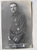 Ww1 Weltkrieg Kampf Flieger Pilote Avion Aviation Soldat Allemand Carte Photo Alfred Friedrich 17 - War 1914-18