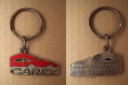 Porte-Clefs 383, Automobiles Carex - ASF Creteil - Porte-clefs