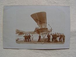 Ww1 Weltkrieg Luftstreitkrafte Flieger Pilote Avion Aviation Soldat Allemand Carte Photo Avion 38 Kiel  36 - Guerre 1914-18