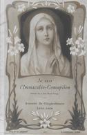 HAUTES PYRENEES-LOURDES Je Suis L'Immaculée Conception-MO - Lourdes