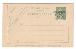2918 - Surchargée - Postal Stamped Stationery
