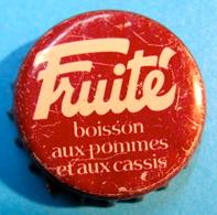 CAPSULE FRUITE BOISSON AUX POMMES ET AUX CASSIS - Capsules