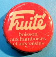 CAPSULE FRUITE BOISSON AUX FRAMBOISES ET AUX RAISINS - Capsules