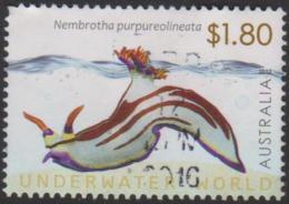 AUSTRALIA - USED 2012 $1.80 Underwater World - Nudibranches - Nembrotha Purpureolineata - 2010-... Elizabeth II