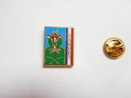 Superbe Pin's En Zamac , Armée Militaire , Opération Daguet  , Signé Métargent - Armee