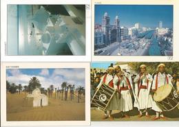 8 CART. TUNISIA  (784) - Cartoline