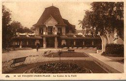 62 LE TOUQUET-PARIS-PLAGE LE CASINO DE LA FORET - Le Touquet