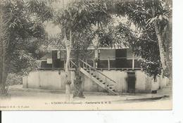 GABON     N'DORO     Factorie S.H.O - Gabon