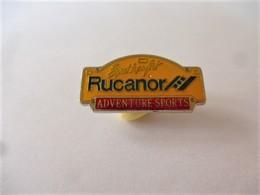 PINS SPORTS RUCANOR ADVENTURE SPORTS  / 33NAT - Badges