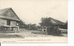 GABON     LASTOURSVILLE  Entrée De La Factorie S.H.O - Gabon