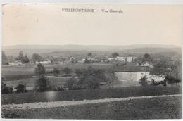 38 VILLEFONTAINE Vue Générale - Autres Communes