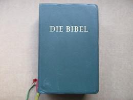 Die Bibel (Hans Bruns) éditions De 1964 - Christianisme