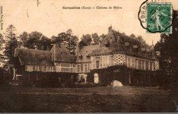 27 CORMEILLES CHATEAU DE MALOU - Frankreich