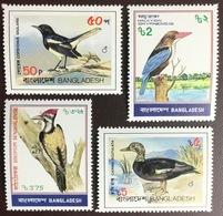 Bangladesh 1983 Birds MNH - Vogels