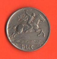 Albania 1 Lek 1926 Shqipëri Mint Rome - Albania