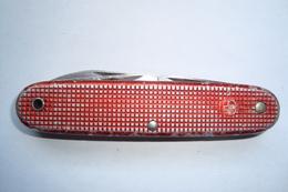Couteau Suisse Mod.1961 - Equipement