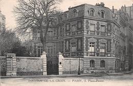 ¤¤    -   PARIS   -  PASSY  -  Institut De La Croix , 2 Place Possoz   -  ¤¤ - Arrondissement: 16