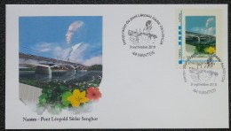 MontimbraMoi - Inauguration Du Pont Léopold Sédar SENGHOR - NANTES - 2010 - Frankreich