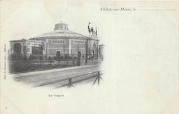 ¤¤  -   CHALONS-sur-MARNE  -  Le Cirque   -  ¤¤ - Châlons-sur-Marne