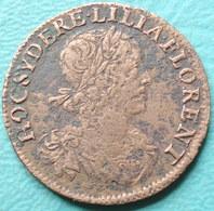 France - Jeton Louis XIII  Hoc Sydere Lilia Florent - Monarchia / Nobiltà