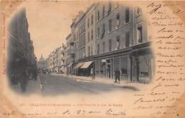¤¤  -   CHALONS-sur-MARNE  -  Une Vue De La Rue De Marne   -  ¤¤ - Châlons-sur-Marne