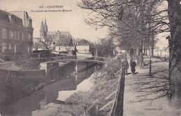 Chartres Les Fosses Au Boulevard Morard - Chartres