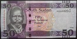ЮЖНЫЙ СУДАН 50  2016 UNC! - Zuid-Soedan