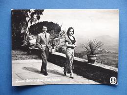 Cartolina Cinema - Daniel Gelin E Gina Lollobrigida - Minerva Film - 1955 - Cartoline