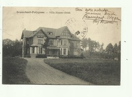 Brasschaat - Polygone - Villa Nieuwe Heide - Verzonden - Brasschaat