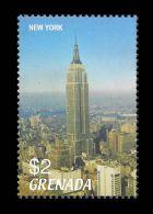 Grenada New York Usa 1v Stamp MNH - Non Classificati