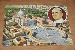 2459- Citta Del Vaticano - Vaticano