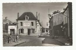 Cp , 44 , LE CELLIER , Rue Principale, écrite1958 , Ed. Combier - Le Cellier