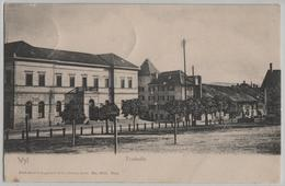 Wyl Wil - Tonhalle - Photo: Guggenheim - SG St. Gall