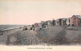 Cayeux Sur Mer (80) - La Plage - Cayeux Sur Mer