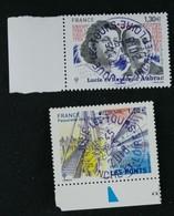 France 2018 - Europa Et L.R. Aubrac 2 Timbres Oblitérés - Used Stamps