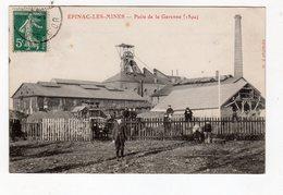 Epinac Les Mines - Puits De La Garenne ( 1890 ) - 71 - - Autres Communes