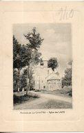 36. Environs De La Chatre. église Des Lacs - France