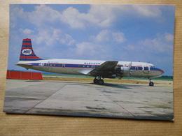 MARTINAIR   DC 7C   PH DSC - 1946-....: Moderne
